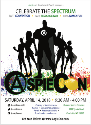 AspieCon 2018 @ Queens Sports Complex